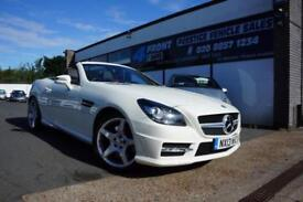 2013 MERCEDES SLK 250 2.1 CDI BLUEEFFICIENCY AMG SPORT DIESEL AUTOMATIC CABRIOLE