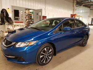 2014 Honda Civic Sedan EX TOIT OUVRANT PNEUS NEUFS