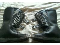 Child's Moto-X boots