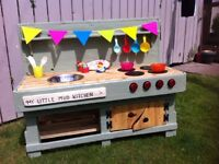 My Little Mud Kitchen and Water Tables