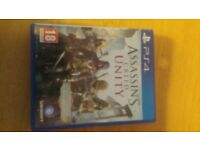 assassins creed unity ps4 playstation 4 game