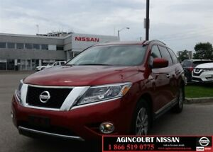 2015 Nissan Pathfinder SL |Navigation|Leather|Sunroof|