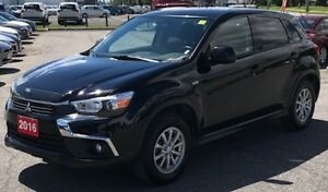 2016 Mitsubishi RVR SE(BLUETOOTH! HEATED SEATS!)