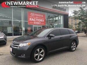 2015 Toyota Venza 4DR WGN V6 AWD  - Certified - $90.27 /Week