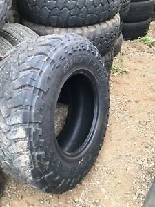 Tires, Toyo M/T, BF Goodrich A/T and M/T, Hankook Dynapro