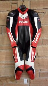 DUCATI DAINESE SIZE40US MOTORCYCLE RACING SUIT NEW