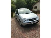 Volkwagen Polo (spares or repair)