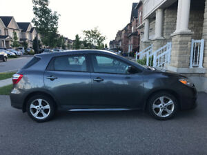2012 Toyota Matrix BASE Hatchback
