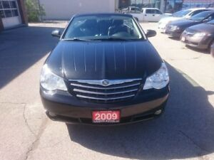 2009 Chrysler Sebring Limited