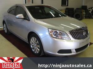 2015 Buick Verano Leather Seats Alloys