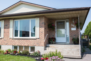 Modern 3+ brm house in desirable area! Avail Oct 1st! Pets OK!