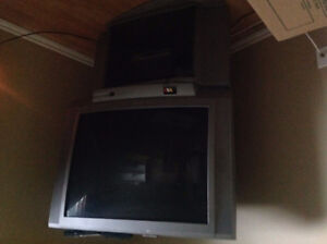 Nice older tube tv almost never used