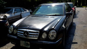 1999 Mercedes-Benz E-Class Other