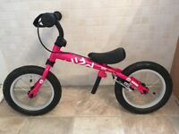 Yedoo Fifty Balance Bike - Pink - Almost New Condition