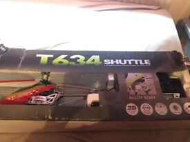 T634 Shuttle Remote Control Helicopter