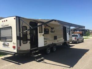 2013 Couples Travel Trailer
