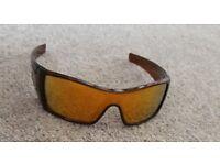 Genuine OAKLEY Batwolf Sunglasses