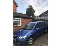 SOLD Mazda Premacy 2001 2.0tdi 5 door 43,500 miles