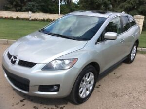 2007 Mazda CX-7, AUTO, AWD, LEATHER, ROOF, 151K, $6,700