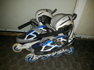 Roller blades - firefly Size 10 mens