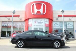 2010 Honda Civic Cpe LX - CERTIFIED -