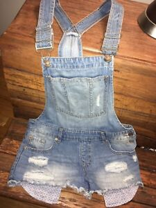 GARAGE Denim short Overall XS