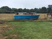 Motor cruiser boat for sale