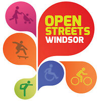 Open Streets Windsor Needs Volunteers - Sept 17, 2017