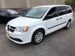 2014 Dodge Grand Caravan Stow N Go Seating, Third Row Seating, 6
