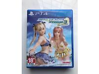 Dead Or Alive Xtreme 3 PS4