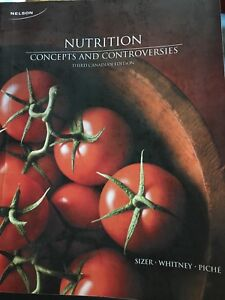 Nutrition text book for HNSC1210
