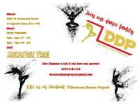 FREE DANCE CLASS