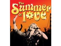 The Summer of Love Concert tickets