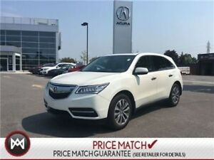 2016 Acura MDX AWD NAVIGATION 7 SEATER