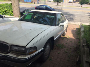 BUICK PARK AVE 1991