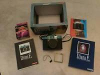 Diana F+ Camera inc 3 x Negative Films