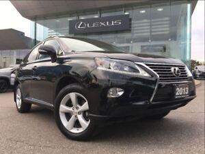 2013 Lexus RX 350 1 Owner Premium 2 Pkg AWD Backup Cam Sunroof