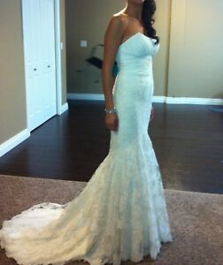 Wedding Dress size 6 Venus II