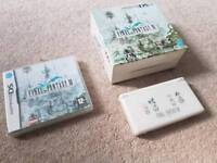 Rare Final Fantasy DS Lite fully boxed