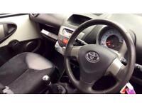 2013 Toyota Aygo 1.0 VVT-i Ice 5dr Manual Petrol Hatchback