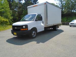 2008 Chevrolet Express G3500 16 FOOT BOX TRUCK