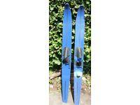 Pair of water ski
