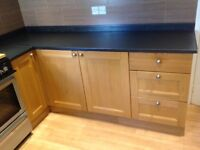 Kitchen Units, Worktops, up stands For Sale.