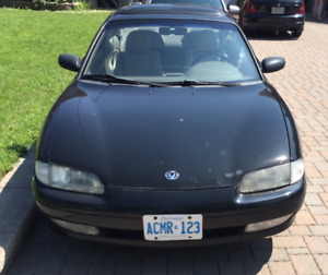 1994 Mazda Mx-6 Automatic LS