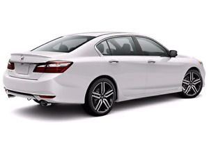 2016 Honda accord sedan for lease 485/mnth taxes in 2 years left