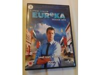 Eureka season 1 dvd