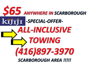 ROADSIDE ASSISTANCE 416-897-3970 SCARBOROUGH CHEAP TOWING