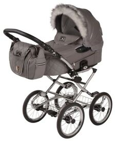 V.I.B pram , free delivery locally*
