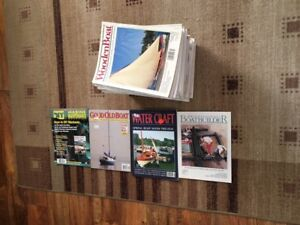 Wooden Boat Magazines