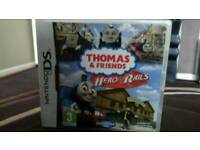 Thomas & Friends Nintendo Game (NEW)
